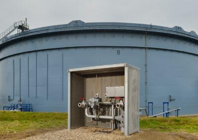 Lagertanke EPCI Inter Terminals