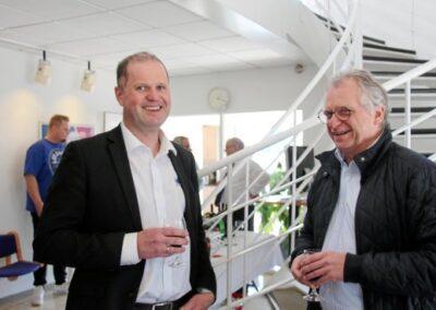 Veltec har netop rundet 50 år. Det blev torsdag markeret i virksomhedens hovedsæde i Ringsted.
