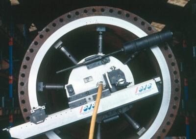 Mobil maskinbearbejdning Avista Oil