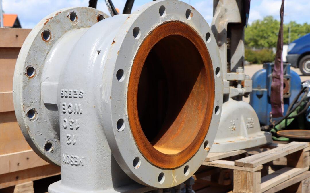 Pumpe- og ventilservice Inter Terminals – AOT