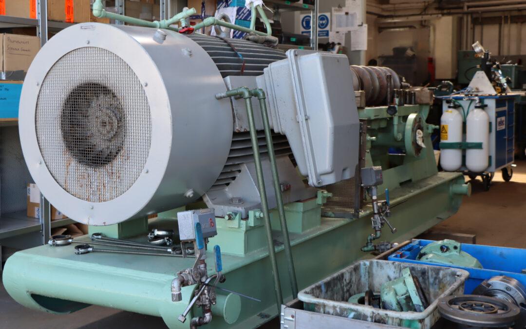 Pumpe og ventilservice FDO