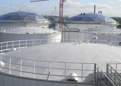 Lagertanke EPCI Vopak Gøteborg